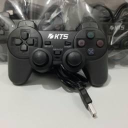 Controle USB PS3 e PC