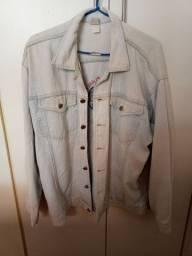 Jaqueta jeans destroied