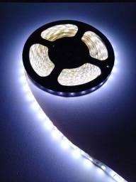 Fita de LED 5metros+Fonte (Autoadesiva) *NOVO*