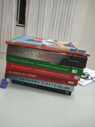 Sebo de livros 20 reais cada