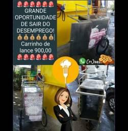 CARRINHO DE LANCHE