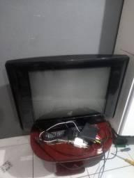 Vendo TV  Samsung 21  polegadas