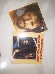2 LP's Geraldo Azevedo