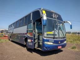 Ônibus Marcopolo G6 1200 Scania ano 2008/08