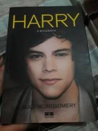 Vendo livro do Harry