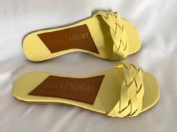 Sandálias sole direto da fábrica lançamento