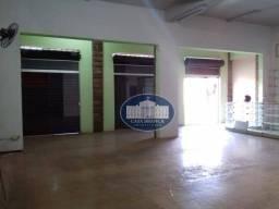 Salão comercial para locação, São João, Araçatuba.