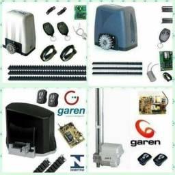 Manutenção em todos os tipos de motor de portão garen, rossi, pecinnin, ppa