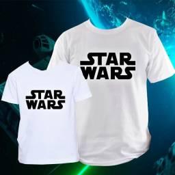 Camisetas Personalizadas Star Wars