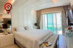 Apto com 4 suítes 251 m² projetado e mobiliado