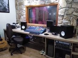 Estúdio de gravação completo no Jardim Panamá