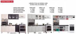 Cozinha Aço Titanium