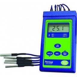 Termômetro digital portátil 5 sensores Full Gauge