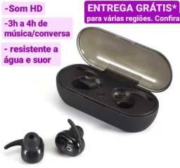 Fone de ouvido bluetooth Y30