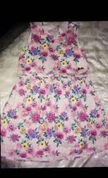 Vestido da Barbie tamanho 10