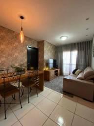 Vendo apartamento no Edifício Via Ipiranga em Cuiabá, andar alto, sol da manhã