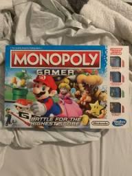 MONOPOLY GAMER: Mario (Importado)