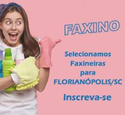 Vagas para Diaristas / Faxineiras