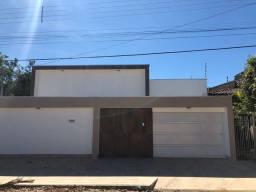 Casa nova com 3 quartos em Gurupi
