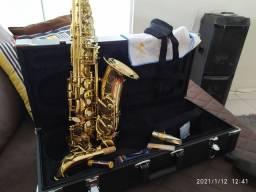 Sax alto Eagle SA501 nunca usado