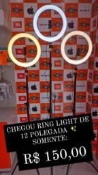 """Ring fill light de 12 polegadas por apenas 150,00 (fs informatica slz"""""""