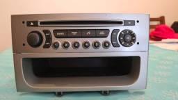 Rádio original Peogeot 308 - zero, nunca usado!!