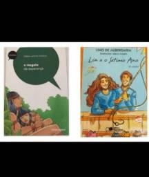 Livos paradidaticos 15,00 cada