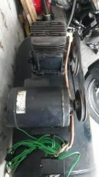Compressor schulz 175L 10 pés