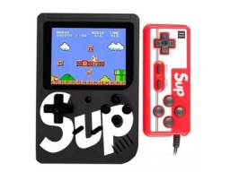 Mini Game Portátil Retro 400 Jogos Super Console + Controle (Aceito Cartão)