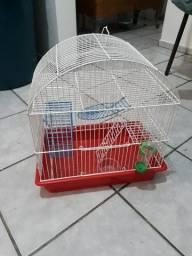 Gaiola para Hamster?