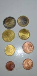 Vendo moedas para colecionador ( leia o anúncio )(só vendo)