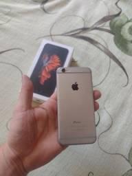 iPhone 6, 32 GB, impecável, funcionando tudo , Aceito Cartão