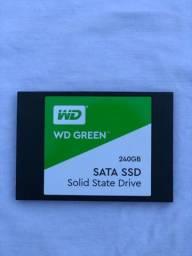 HD SSD 240GB WD