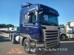 Scania R440 6x2 Streamline 2018