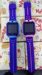 Relógio smart Rastreador Gps Infantil