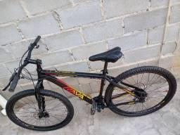 bicicleta Rava aro 29   quadro 19
