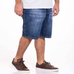 Bermudas Jeans Plus Size (diversos modelos e tamanhos)