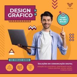 Design Gráfico, Criação de Logotipos, Identidade Visual