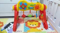 Centro de atividades para bebê de 550 por 250