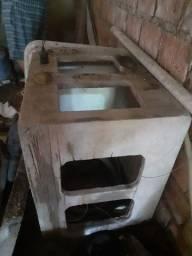 Caixa de ar condicionado 50 reais pra vim buscar