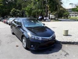 Corolla Xei 2017 Preto