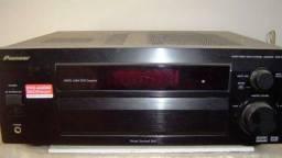 Receiver Digital Pioneer Vsx-D711 Original Importado Perfeito Sem Controle