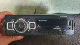 Rádio multilaser Bluetooth