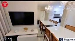 JOT/ Excelente apartamento sol de camarás em Camaragibe com opções de 1 e 2 quartos.
