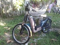 Venda de bicicleta elétrica