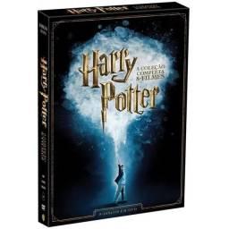 BOX/COLEÇÃO 8 DVD's HARRY POTTER