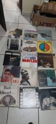 Coleção de LP 117 discos