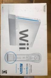 Nintendo Wii 1 controle Usado