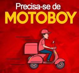 Vaga para Motoboy para delivery na região do morumbi