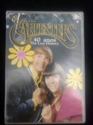 Carpenters - Dvd Especial 40 Anos The Live History